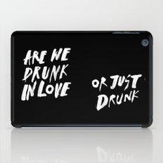 DRUNK iPad Case