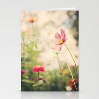 Cosmos dreaming Stationery Cards