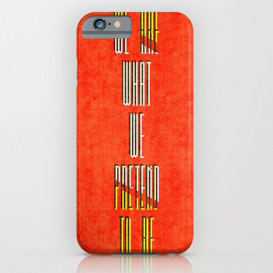 Pretenders iPhone & iPod Case