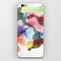 Whenever You're Near iPhone & iPod Skin