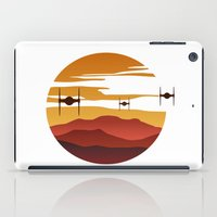 To the sunset iPad Case