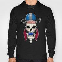 Skater Skull By RonkyTon… Hoody