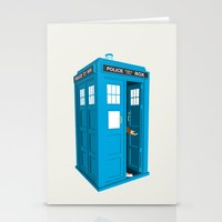 Doctor Who: Long Live Th… Stationery Cards