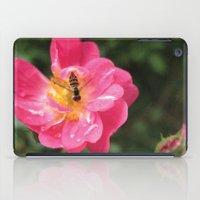 Flower Bee iPad Case
