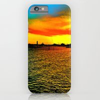 iPhone & iPod Case featuring Shadow of Night  by SilverFoxRun