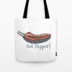 Hot Pepper! Tote Bag