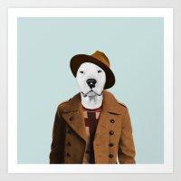 Polaroid N°4 Art Print
