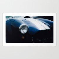 Shelby Cobra (1) Art Print