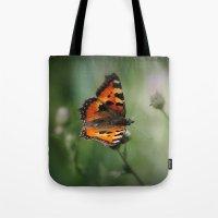 Schmetterling Tote Bag