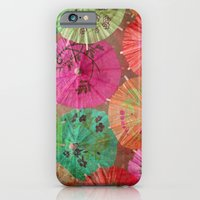 Parasols Tropical Punch iPhone 6 Slim Case