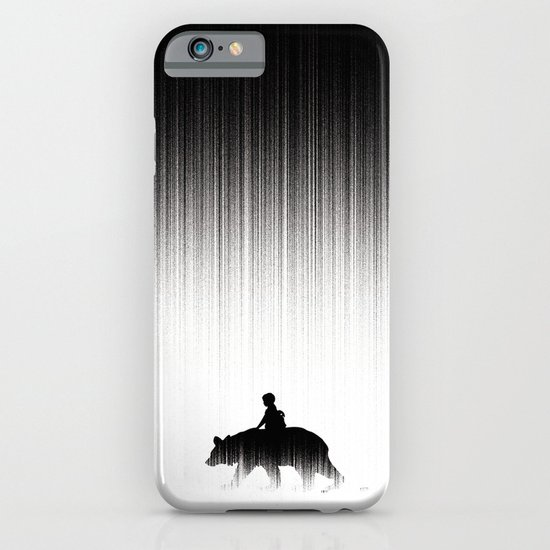 Never leave me iPhone & iPod Case