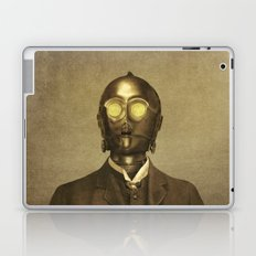 Baron Von Three PO  Laptop & iPad Skin