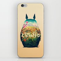 Forest Dream iPhone & iPod Skin