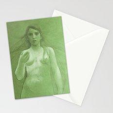 Nostomania (study) Stationery Cards