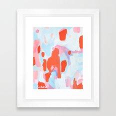 Color Study No. 11 Framed Art Print