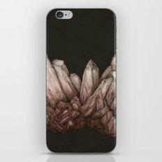 Pink Quartz iPhone & iPod Skin