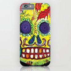Spoiled Sugar Skull iPhone 6 Slim Case
