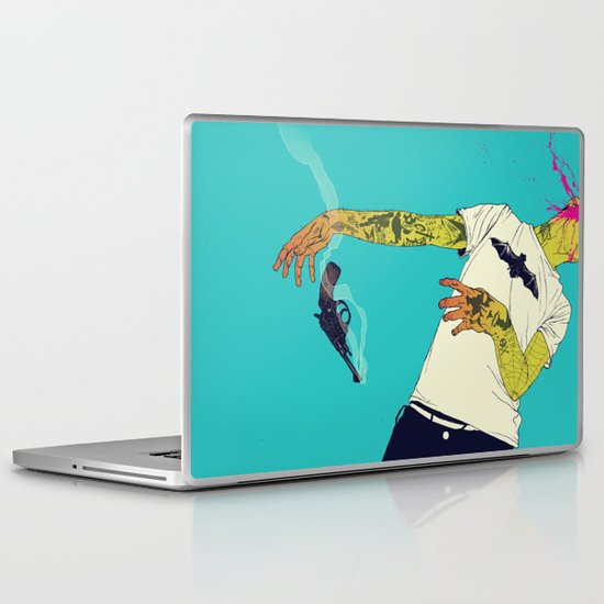 Roulette Laptop & iPad Skin
