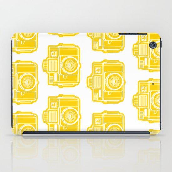 I Still Shoot Film Holga Logo - Sunshine Yellow iPad Case