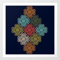 LOVEROCK 4 Art Print