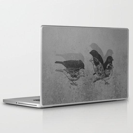 Stop Motion  Laptop & iPad Skin
