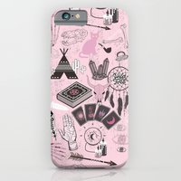 iPhone & iPod Case featuring The gypsy Collection - Wild and Free by Sara Eshak