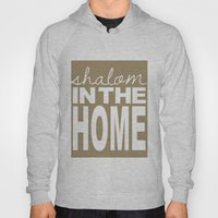 Shalom In The Home, Sea … Hoody