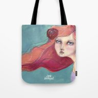 Beautiful Faces By Jane … Tote Bag