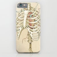 iPhone & iPod Case featuring The Core by sharkbrains