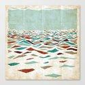 Sea Recollection Canvas Print
