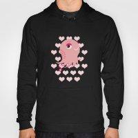 Squid Of Love (Valentine… Hoody