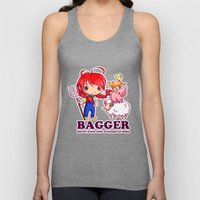 BAGGER Lotje and the farm animals Unisex Tank Top