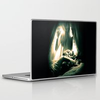 horror Laptop & iPad Skins featuring Horror by Joe Roberts