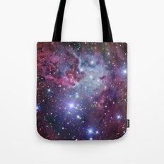 Nebula Galaxy Tote Bag