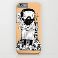 iPhone & iPod Case featuring Snake Master by Mr. JJ
