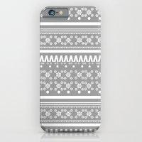 Christmas Jumper 7 iPhone 6 Slim Case