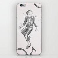 Wake Up, Dude... iPhone & iPod Skin