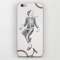 Wake Up, Dude... iPhone & iPod Skin