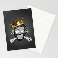 The Voodoo King Stationery Cards