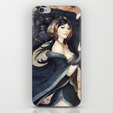 Pepper Empress iPhone & iPod Skin