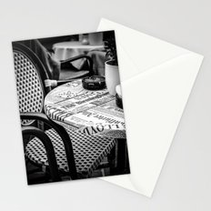 Chair in Vienna Stationery Cards