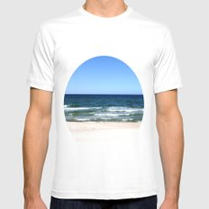 sea calling Mens Fitted Tee SMALL White