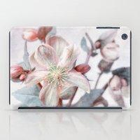 winter blossom iPad Case
