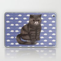 Cranky Cat / Shitty Kitt… Laptop & iPad Skin