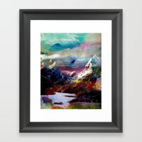 Untitled 20100816g (Land… Framed Art Print