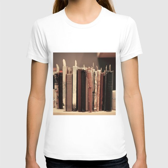 Old Books  T-shirt