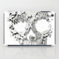 Simple Skull iPad Case