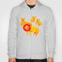 Lion Family Hoody