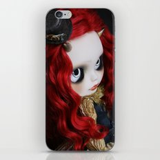 STEAMPUNK (Ooak  BLYTHE Doll) iPhone & iPod Skin