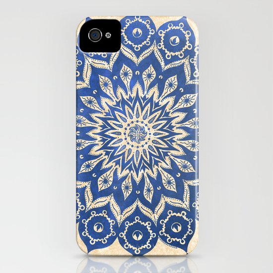 ókshirahm sky mandala iPhone & iPod Case